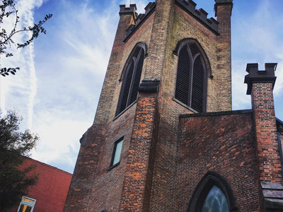 Churches & Cemeteries Tour Detail – Visit New Bern