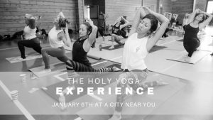 The Holy Yoga Experience @ New Bern-Craven County Convention & Visitor Center | New Bern | North Carolina | United States