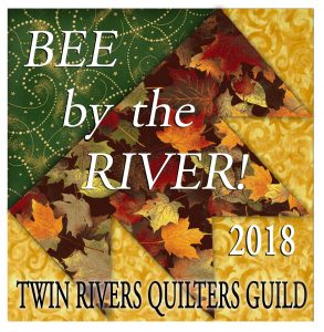 """2018 Bee by the River """"Seasons for Quilts"""" Quilt Show @ New Bern-Craven County Convention & Visitor Center 