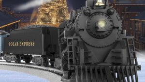 New Bern's Polar Express @ New Bern Trolley Tour