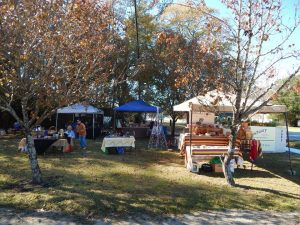 Open Air Art & Craft Market @ The Sanctuary Gallery | New Bern | North Carolina | United States