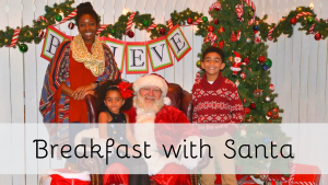 Breakfast with Santa @ Garber UMC | Trent Woods | North Carolina | United States