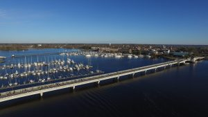 Neuse River Bridge Run @ Union Point Park | New Bern | North Carolina | United States