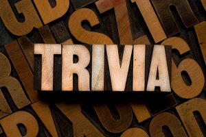 Trivia Tuesday @ City Stage