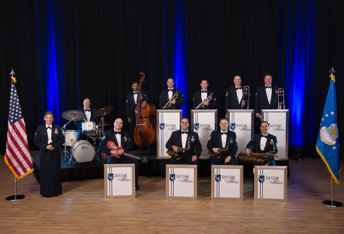 Rhythm in Blue Jazz Ensemble – Air Force Band