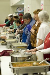 Empty Bowls @ Temple Baptist Church | New Bern | North Carolina | United States