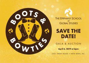 Boots & Bowties @ The Epiphany School of Global Studies | New Bern | North Carolina | United States