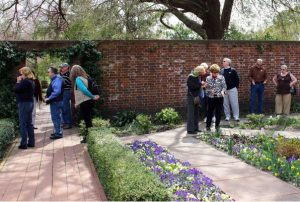 Behind the Scenes: Gardens @ Tryon Palace