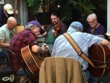 Irish Music Session @ City Stage | New Bern | North Carolina | United States