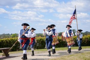 Colonial Market Day @ Tryon Palace | New Bern | North Carolina | United States