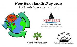 New Bern Earth Day 2019 @ Downtown