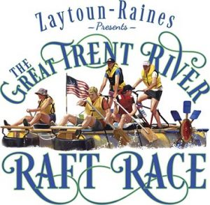 The Great Trent River Raft Race @ Union Point Park | New Bern | North Carolina | United States