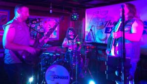 BiPolar Express Live @ Blackbeard's Triple Play Restaurant | New Bern | North Carolina | United States