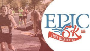 EPIC 5K & 1 Mile Walk 4 Life @ Creekside Park