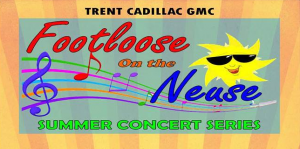 Footloose On The Neuse - Summer Concert Series @ Union Point Park | New Bern | North Carolina | United States