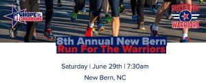 Run for the Warriors @ Union Point Park | New Bern | North Carolina | United States