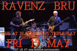 Ravenz Bru @ Blackbeard's Triple Play Resturant | New Bern | North Carolina | United States