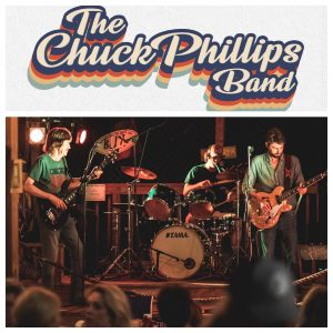 Chuck Phillips Band Live! @ The Brown Pelican | New Bern | North Carolina | United States
