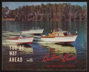 The History of Barbour Boats @ The Chelsea | New Bern | North Carolina | United States