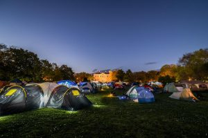 Lanterns on the Lawn: A Family Campout at Tryon Palace @ Tryon Palace South Lawn | New Bern | North Carolina | United States