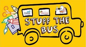 Stuff The Bus @ Craven County Partners in Education | New Bern | North Carolina | United States