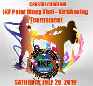 IKF Point Muay Thai / Kickboxing Tournament, New Bern, NC @ pin Nine Limbs Strikers | New Bern | North Carolina | United States