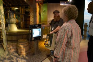Behind the Scenes: Museum Technology @ North Carolina History Center