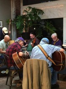 Irish Music Session @ City Stage | New Bern | North Carolina | United States