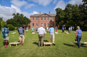 6th Annual Governor's Challenge Cornhole Tournament @ Tryon Palace | New Bern | North Carolina | United States