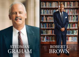 Tryon Palace Presents: Stedman Graham and Robert J. Brown @ North Carolina History Center | New Bern | North Carolina | United States