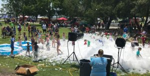 New Bern Foam & Water War Rematch @ Union Point Park | New Bern | North Carolina | United States