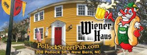 Patio Party feat. Mother Earth @ Pollock Street Pub - A Wiener Haus | New Bern | North Carolina | United States
