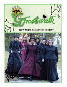 Ghostwalk 2019: Spirited Skirts and the Shadows they Cast @ Historic Downtown New Bern
