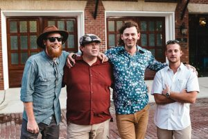 Hank Barbee & the Dust Parade @ Persimmons Restaurant | New Bern | North Carolina | United States