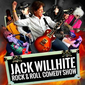 Jack Willhite's Rock & Roll Comedy Show @ City Stage