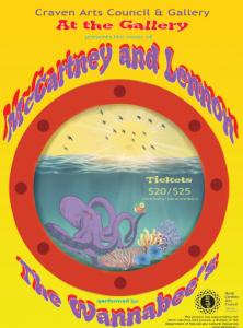 At the Gallery: McCartney & Lennon @ Bank of the Arts | New Bern | North Carolina | United States