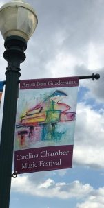 Carolina Chamber Music Festival @ Christ Episcopal Church | New Bern | North Carolina | United States