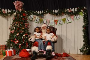 Breakfast with Santa @ Garber United Methodist Church