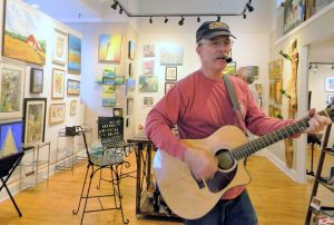 Dan Jim Phillips @ The Brown Pelican | New Bern | North Carolina | United States