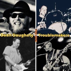Dean Daughtry and the Troublemakers @ Persimmons Restaurant | New Bern | North Carolina | United States