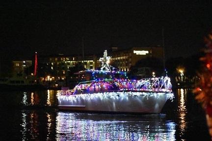 New Bern Christmas Events 2020 35th Annual Coastal Christmas Flotilla, New Bern, NC  December 7