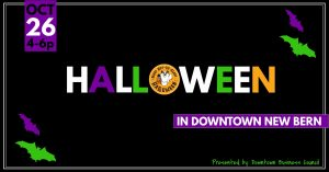 Trick-or-Treat in The Street @ Downtown New Bern